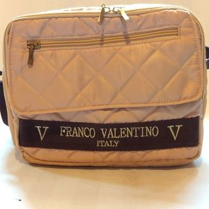 FRANCO VALENTINO QUILTED BAG!